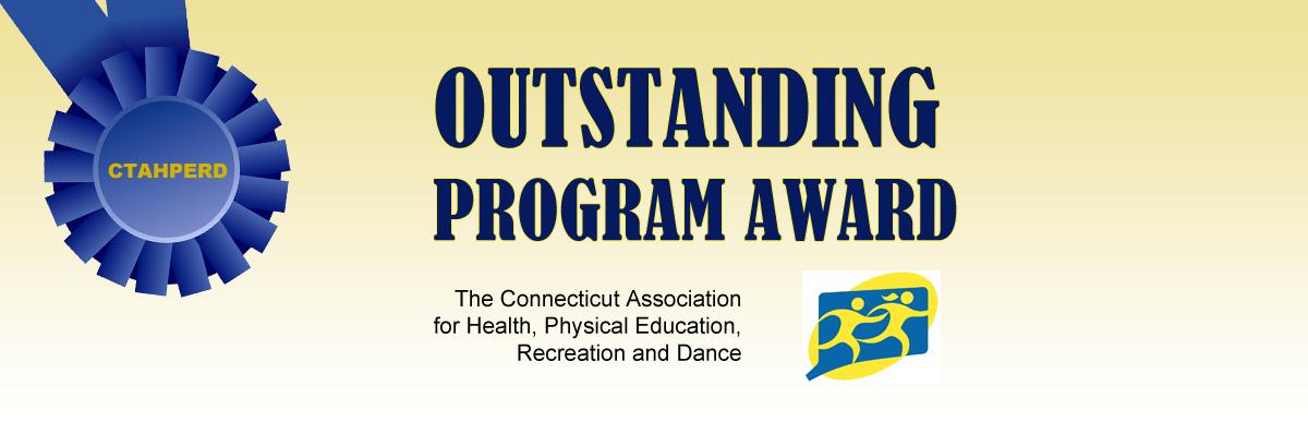 Outstanding Program Award