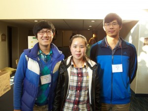 Visiting Students from China