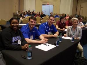 CCSU College Bowl Team 1