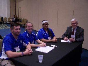 CCSU College Bowl Team 2